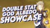 Genshin Impact Albedo 90 SHOWCASE & Build Guide | Genshin Impact Albedo Guide