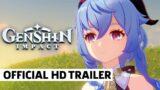 Genshin Impact Ganyu Character Demo Trailer