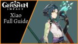 Genshin Impact: Xiao | Character Overview | Guide | Anemo Main DPS | Sub DPS