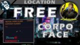 Get Early Free Corpo Legendary Glasses in Cyberpunk 2077 Clothes Locations #20 – Santo Domingo