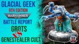 Grots VS Genestealer Cult – Warhammer 40K Batrep
