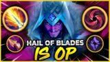 HAIL OF BLADES SYLAS IS LEGIT FREELO! – League of Legends