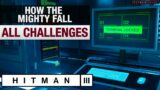 """HITMAN 3 – """"How The Mighty Fall"""" Mission Story with Challenges"""