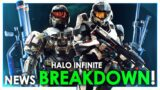 HUGE Halo Infinite News BREAKDOWN – EVERY Halo Armour EVER will Return in Halo Infinite MP + More!