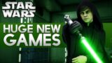 HUGE Star Wars Games News & Announcement! Future Battlefront & EA License In Question?