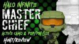 Halo Infinite Master Chief Pop/Pin Box & Active Camo Funko Pops Hunt and Review