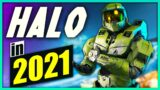 Halo in 2021! Halo MCC Updates and Halo Infinite Release Date! Halo News 2021