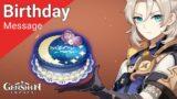 Happy Birthday! [All Characters] | Genshin Impact
