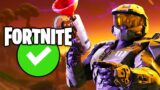 Haters are wrong about Master Chief in Fortnite (Halo Infinite)