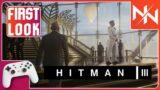 Hitman 3 First Look on Google Stadia