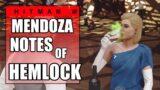 Hitman 3 – Notes of Hemlock & Hold My Hair – Serve Tamara Vidal a Poisoned Glass of Pinot Noir