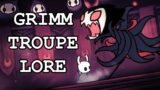 Hollow Knight's Grimm Troupe Lore Explained… Again