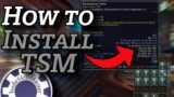 How To Install TradeSkillMaster – TSM Installation Guide | Auction House Wow Gold Addon