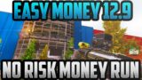 How To Make Money Fast And Easy In 12.9 – Escape From Tarkov – LOW TO NO RISK MONEY RUN!