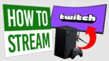 How To STREAM From Xbox Series X|S