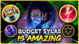 I GOT FULL BUILD WITH SYLAS IN 25 MINUTES – League of Legends