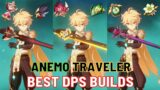 I Spent 3 Weeks Building Anemo Traveler DPS – Genshin Impact