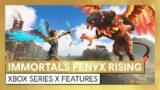 Immortals Fenyx Rising – Xbox Series X Features Presentation