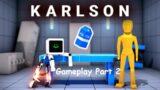Karlson gameplay (part 2)