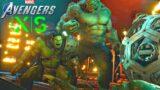 King Hulk vs Abomination – Marvel's Avengers Game (Xbox Series X)