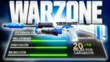 LA MEJOR CLASE DE LA BULLFROG EN CALL OF DUTY WARZONE
