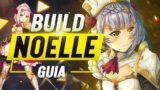 La GUIA DEFINITIVA de NOELLE – Build Noelle SUPPORT   DPS – Genshin Impact