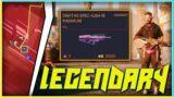 "Legendary ""HJSH-18 MASAMUNE Rifle"" Crafting Recipe | Shop Location Guide – Cyberpunk 2077"