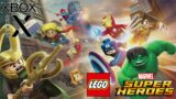 Lego Marvel Super Heroes (Xbox Series X) Backwards Compatibility Gameplay [4K 60FPS]