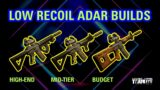 Low Recoil ADAR Builds | Escape From Tarkov | V-Play | 12.8
