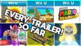 [NEW] Every Super Mario 3D World Trailer (NO DAMAGE) – So Far (2013-2021)