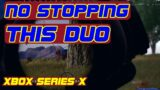 NO STOPPING THIS DUO –  PUBG Xbox Series X – [The TAKEOVER: The Beginning]