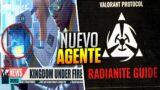 NUEVAS FILTRACIONES DEL FUTURO AGENTE DE VALORANT!
