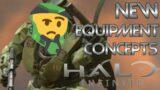New Halo Infinite Equipment Concepts | Top 7 Equipment Ideas