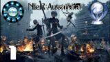Nier: Automata PS5 – 100% Platinum Trophy (#1) [60 FPS]
