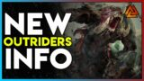 OUTRIDERS: DEMO ANNOUNCEMENT + BIG UPDATE ON RELEASE!