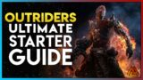 OUTRIDERS: EVERYTHING YOU NEED TO KNOW BEFORE LAUNCH!
