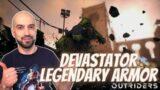 Outriders Devastator (LEGENDARY ARMOR WEEK)
