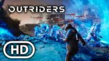 Outriders Gameplay Demo NEW (2021) Xbox Series X