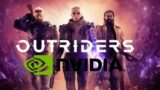Outriders + Nvidia DLSS New Trailer
