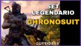 Outriders: Set Legendario Chronosuit ,Trickster, Build Pseudotanque