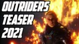 Outriders Teaser 2021 (Fan made)