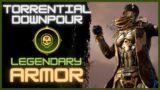 Outriders Technomancer Grenade Thrower Legendary Armor!