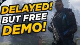 Outriders has been delayed… BUT there is a FREE DEMO!