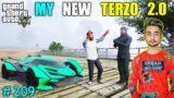 PRESIDENT GIFT ME NEW LAMBORGHINI TERZO 2.0 | GTA V GAMEPLAY #209