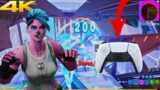 PS5 Highlights #11 l PS5 Fortnite Montage! PS5 120FPS Fortnite Montage! Best Share Factory Montage!