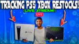 PS5 RESTOCK LIVE TRACKING PLAYSTATION 5 XBOX SERIES X LIVE
