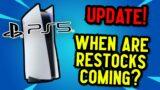 PS5 Restock Update for Target, Walmart, Best Buy and More