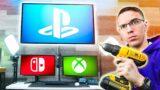 PS5 vs Xbox ULTIMATE Streaming Setup!