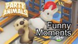 Party Animals Funny Moments