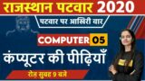 Patwari Exam Preparation 2020 || Patwar Computer || By Preeti Ma'am || Computer Ki Pidhiyan